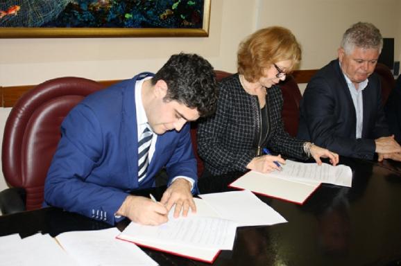 Potpisan Sporazum o znanstveno-razvojnoj suradnji između Sveučilišta i rezervata Lokrum