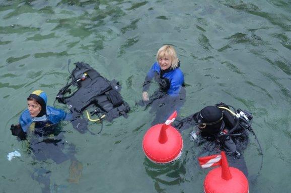 Plava čistka i monitoring morskog otpada na Lokrumu