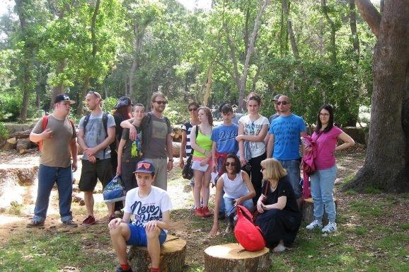 HUMANOST – na prvom mjestu!: projektne aktivnosti na Lokrumu