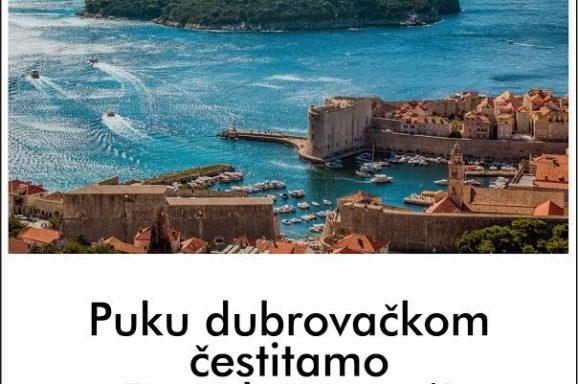 Puku dubrovačkom čestitamo Dan državnosti