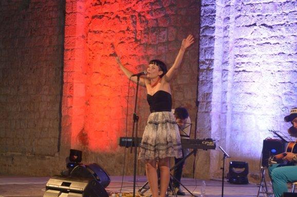 Ines Tričković održala koncert na Lokrumu