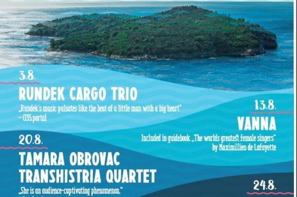 Glazba počinje na Lokrumu-Rundek Cargo Trio