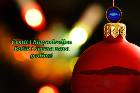 Čestit i blagoslovljen Božić i sretna nova godina
