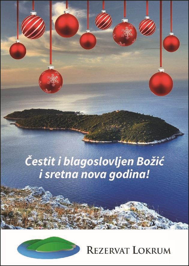 Sretan Božić i nova 2020