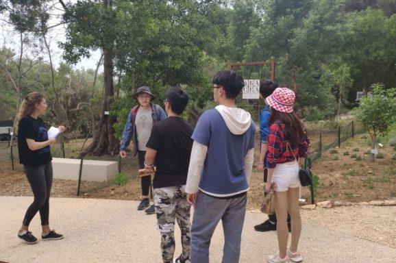Prvo stručno vodstvo za posjetitelje posebnog rezervata šumske vegetacije Lokrum