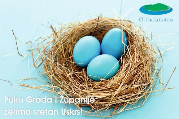 Puku Grada i Županije želimo sretan Uskrs!