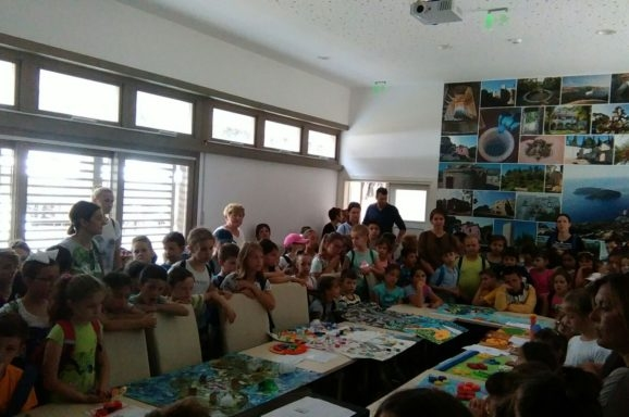 U edukativnim aktivnostima na Lokrumu u 2018. sudjelovalo preko 2600 osoba svih uzrasta!