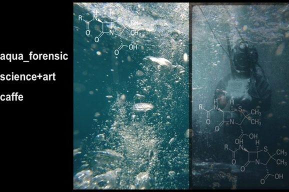 Aqua_forensic – science+art caffe